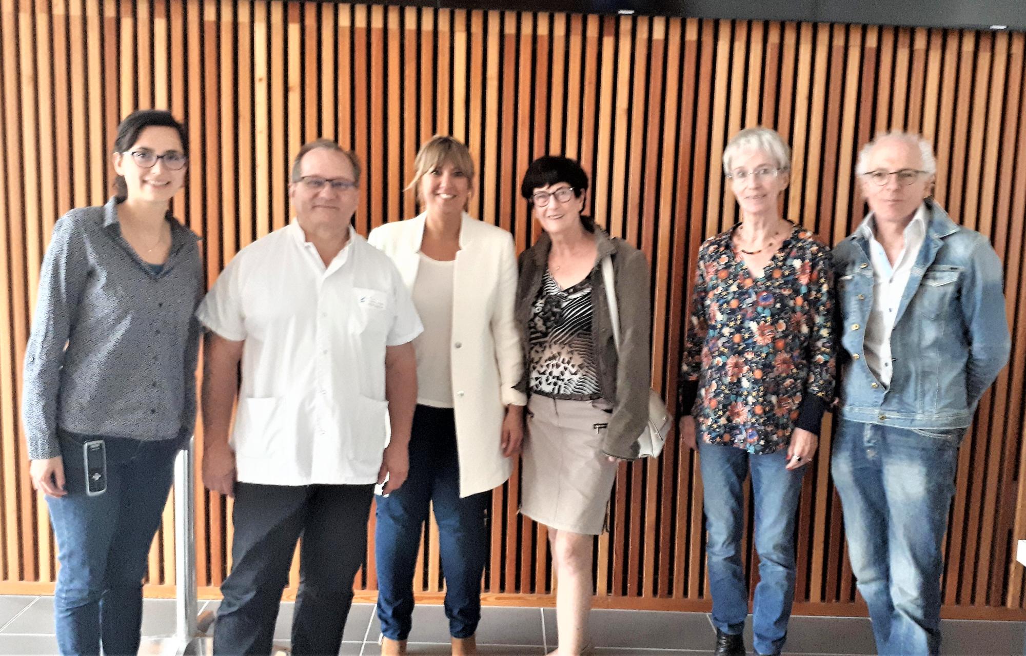 Conférence grand public à l'Institut de Cancérologie Lucien Neuwirth à Saint Etienne
